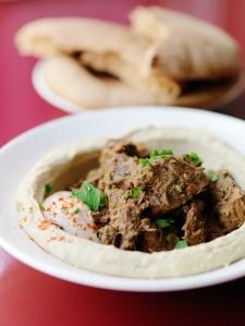 the versatility of hummus