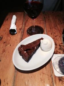 Gluten-Free Chocolate and Walnut Cake