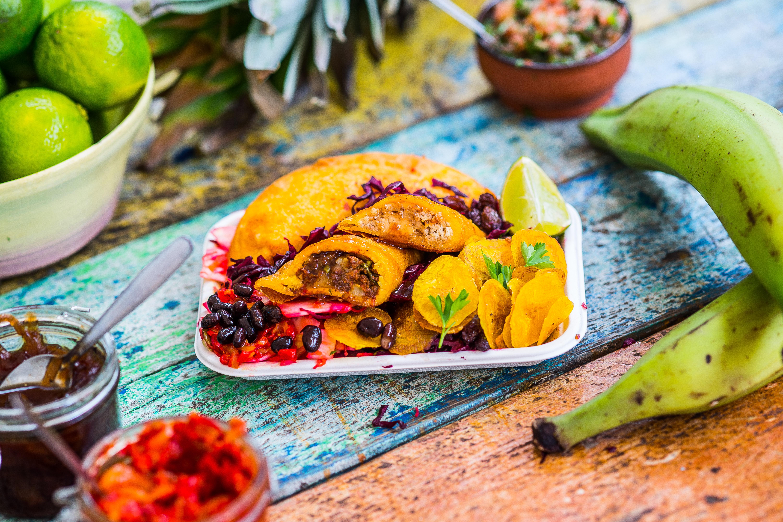 Colombian Food London