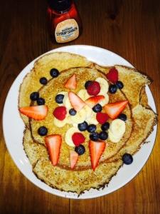 Romeos Gluten Free Pancakes
